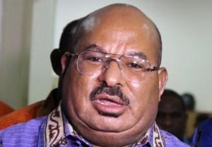 Lukas Enembe, Gubernur Provinsi Papua