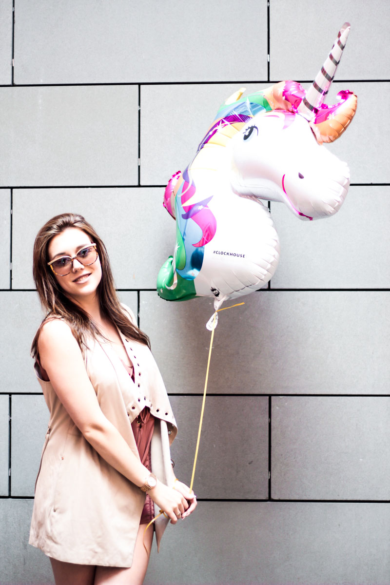 In Love with an unicorn and my glasses