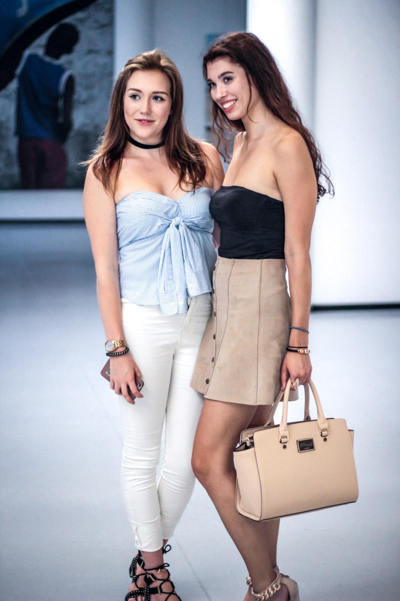 Auch bei #BLOST, GNTM Model Cindy Unger aus Dresden