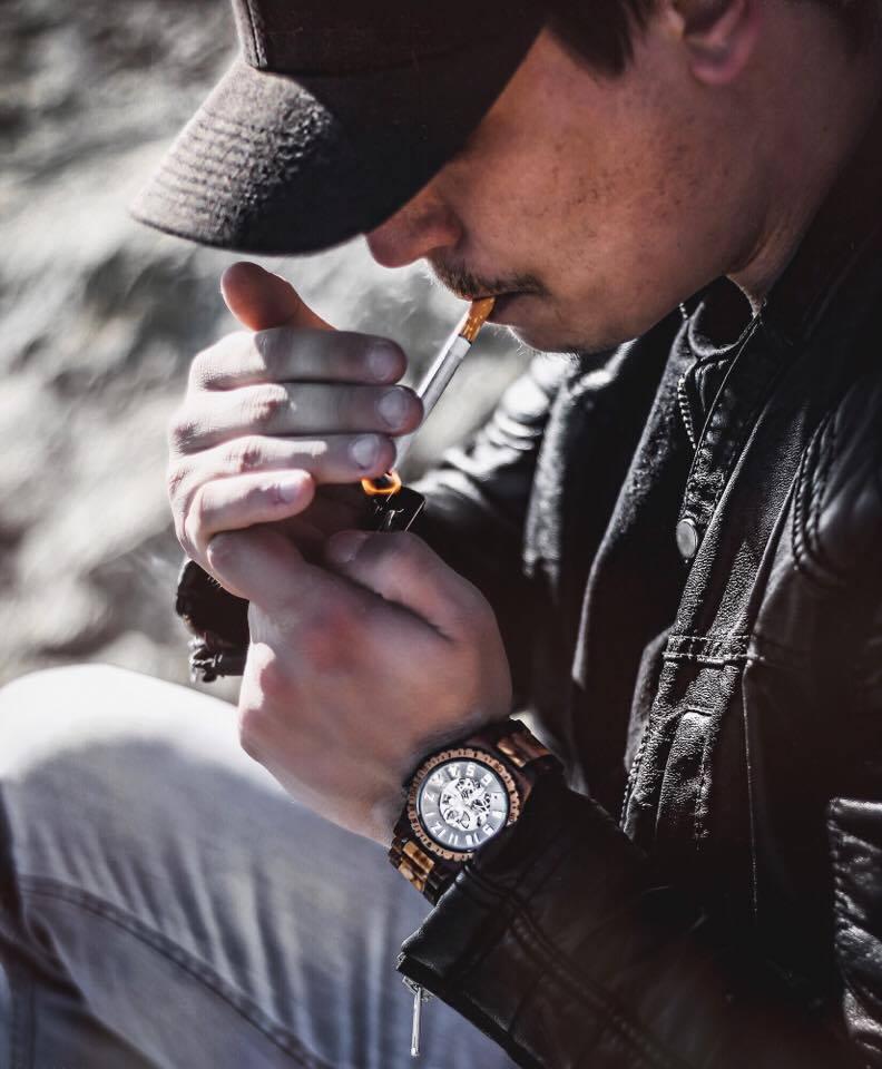 Zero Waist Jord Watch - Die Uhr der Zukunft