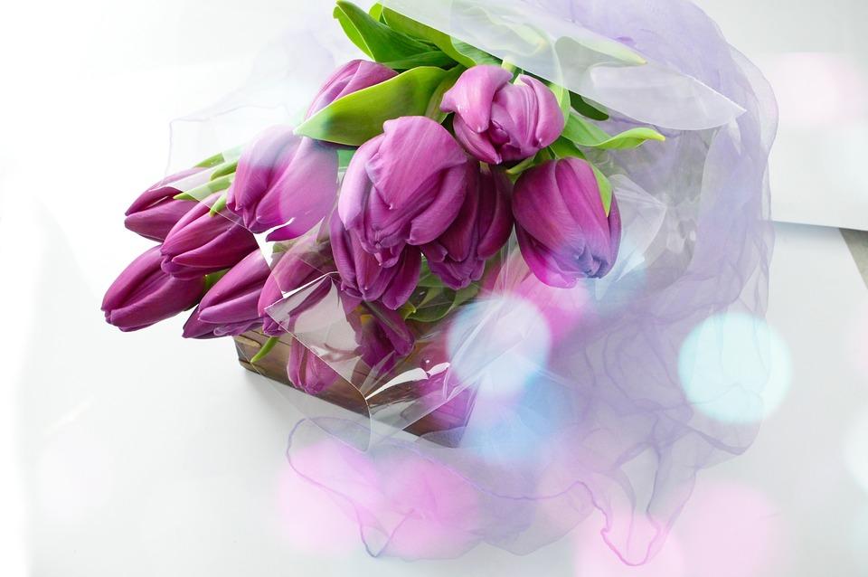 Sag es mit Blumen