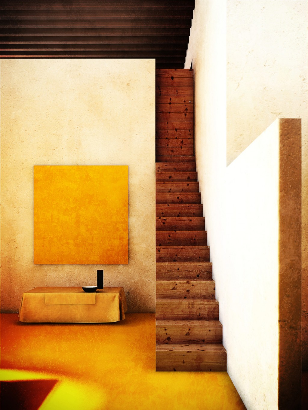 Inspiration Color Block Architecture By Luis Barrag 225 N