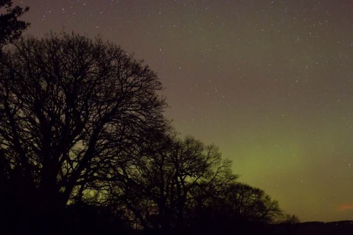 Aurora Borealis, Perthshire, Travel Blog