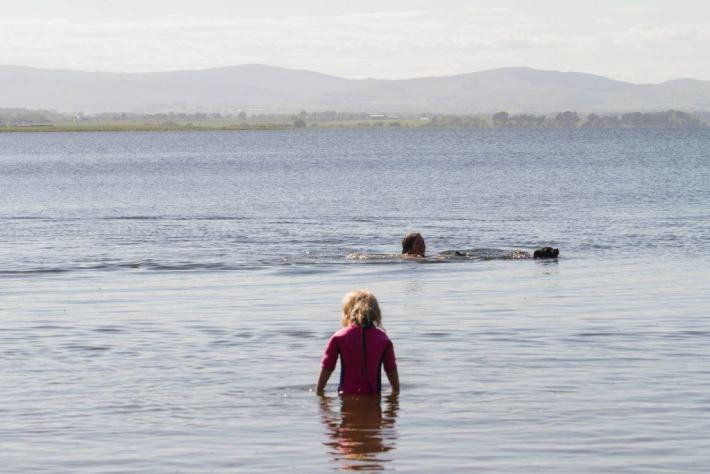 Loch Leven Swim, Open Water Swimming, Scottish Travel Blogger