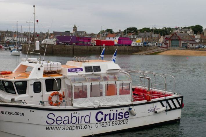 Forth Ferry, Anstruther, Fife, Scotland Travel Guide