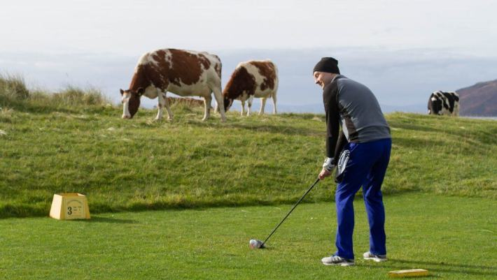 Dunaverty Golf, A Scottish Travel Guide, Scotland