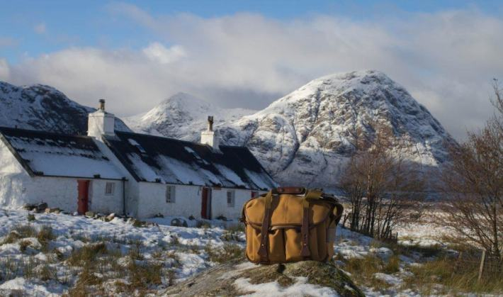 Black Rock Cottage, Glen Coe, Winter in Scotland, Scotland Travel Guide