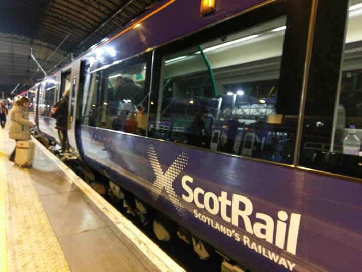 scotrail, Glasgow, Scotland