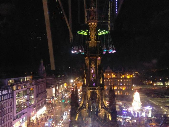 Edinburgh's Christmas, Edinburgh, Scottish Travel Tips