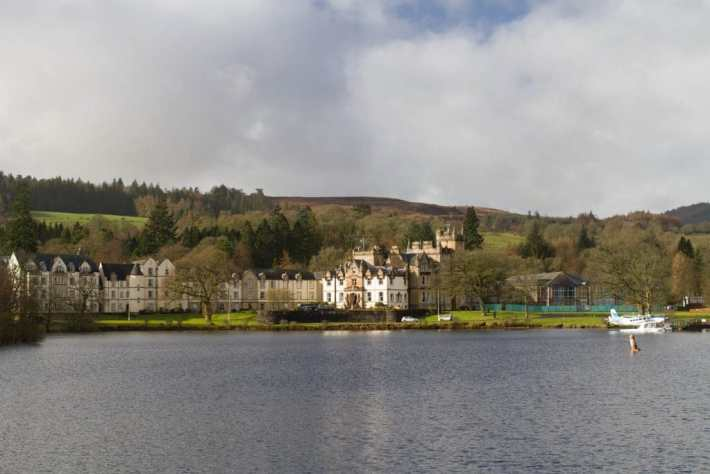 Cameron Club Lodges, Loch Lomond, Scotland Travel Blog