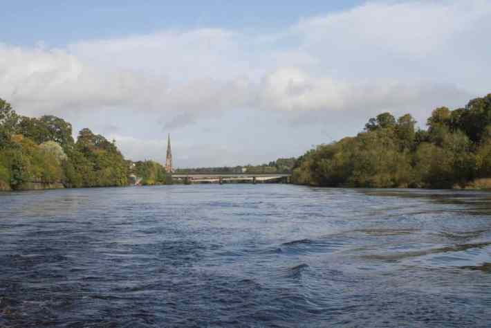 River Tay, Perthshire, Scotland Travel Guide