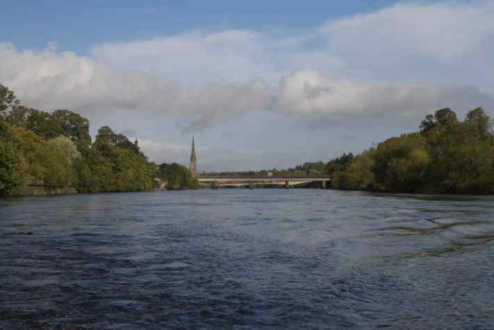 River Tay Boat trips, Perth, Scotland