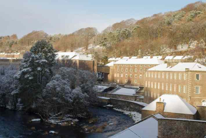 New Lanark, Scotland Travel Guide