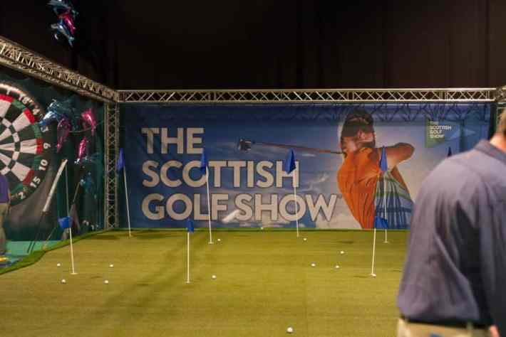 Scottish Golf Show, Glasgow, Scotland