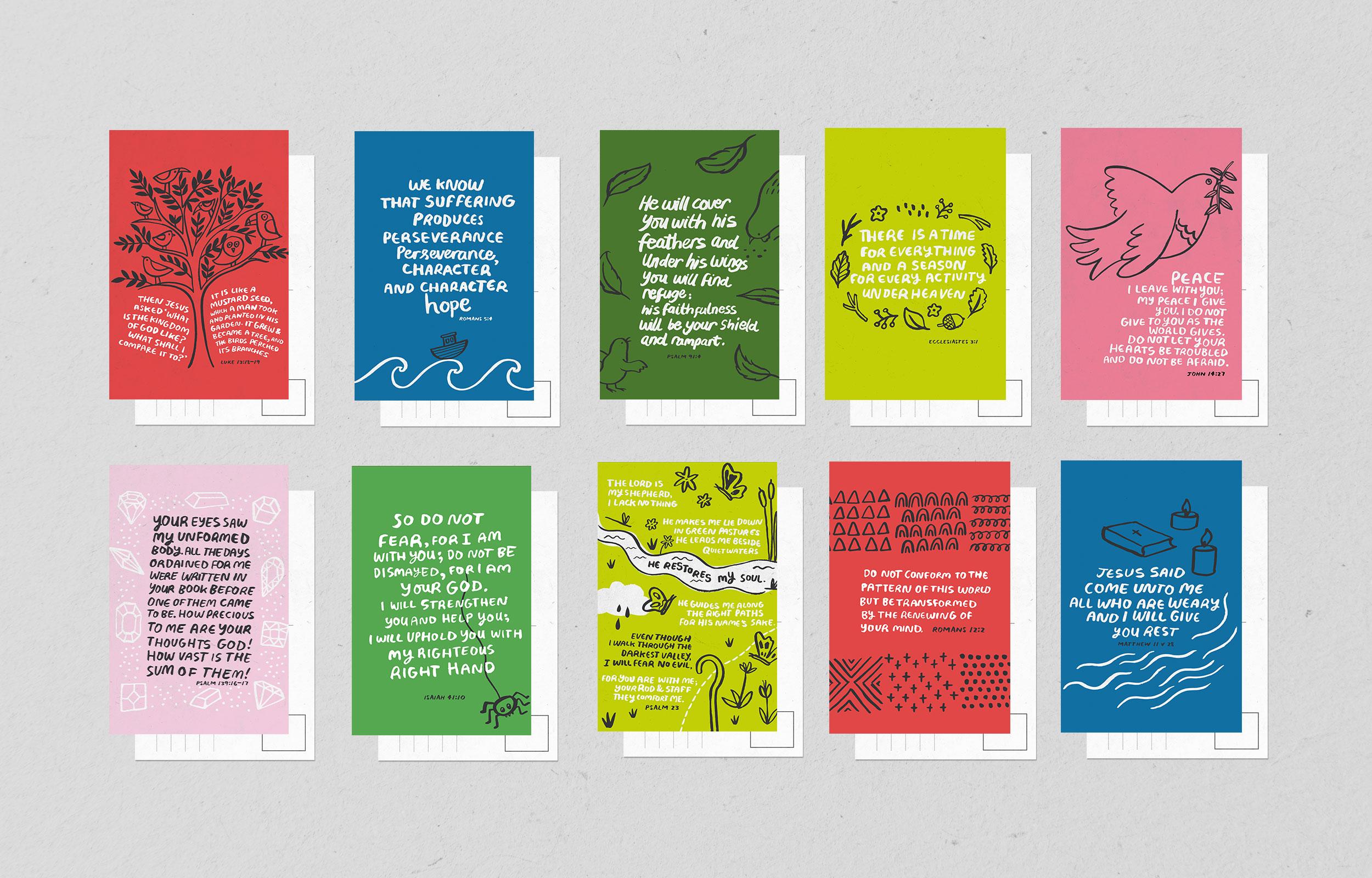 Postcards-Pearls-artcards-Melanie-Chadwick