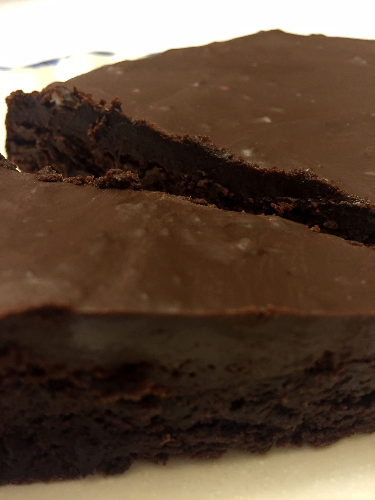 Flourless Gluten Free Chocolate Cake With Chocolate