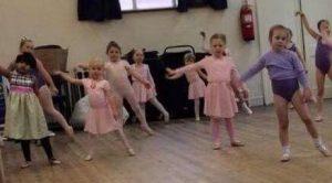 Ballerina Workshop Chilton Co Durham