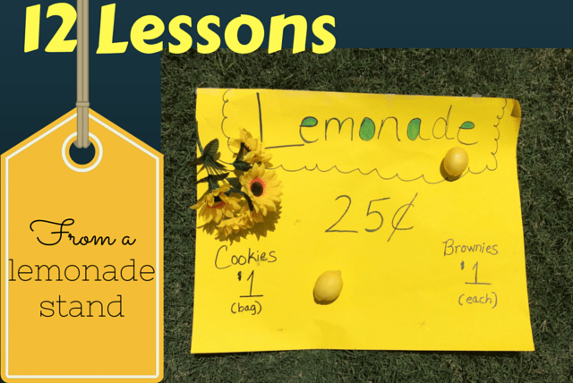 12 Lessons From a Lemonade Stand