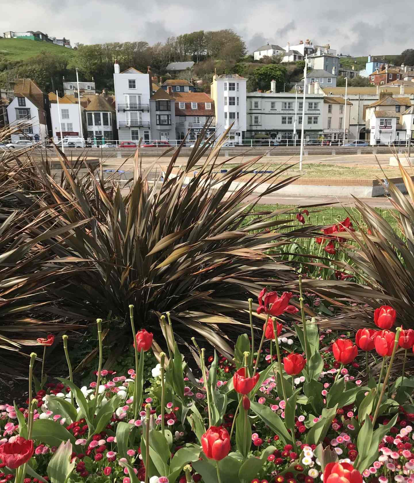 Hastings – And the Battle to keep the kids happy!