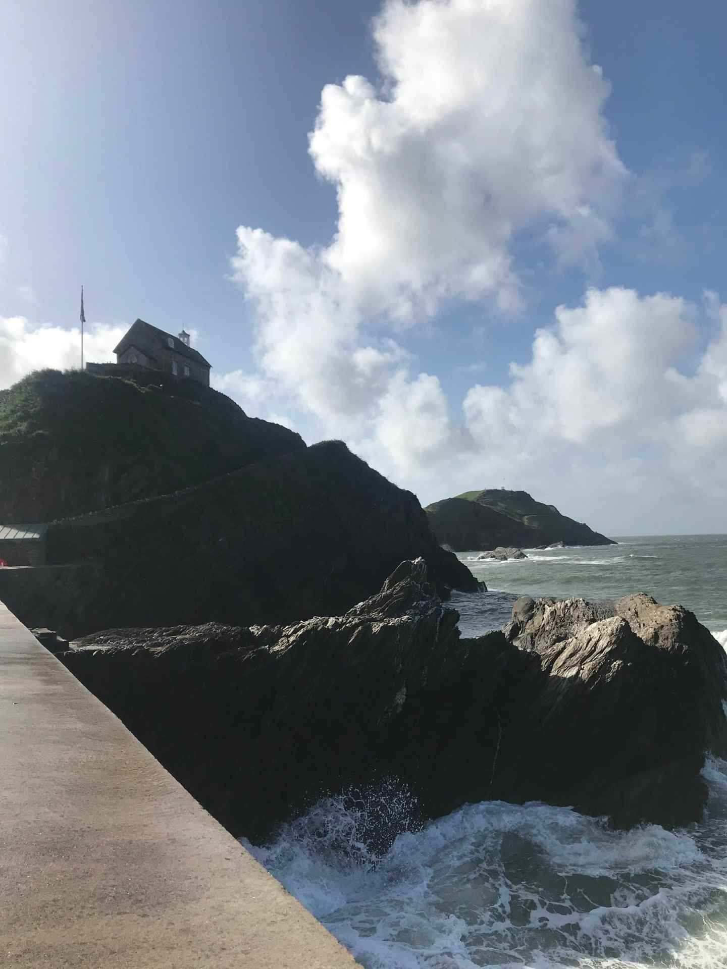 ilfracombe by the cliffs
