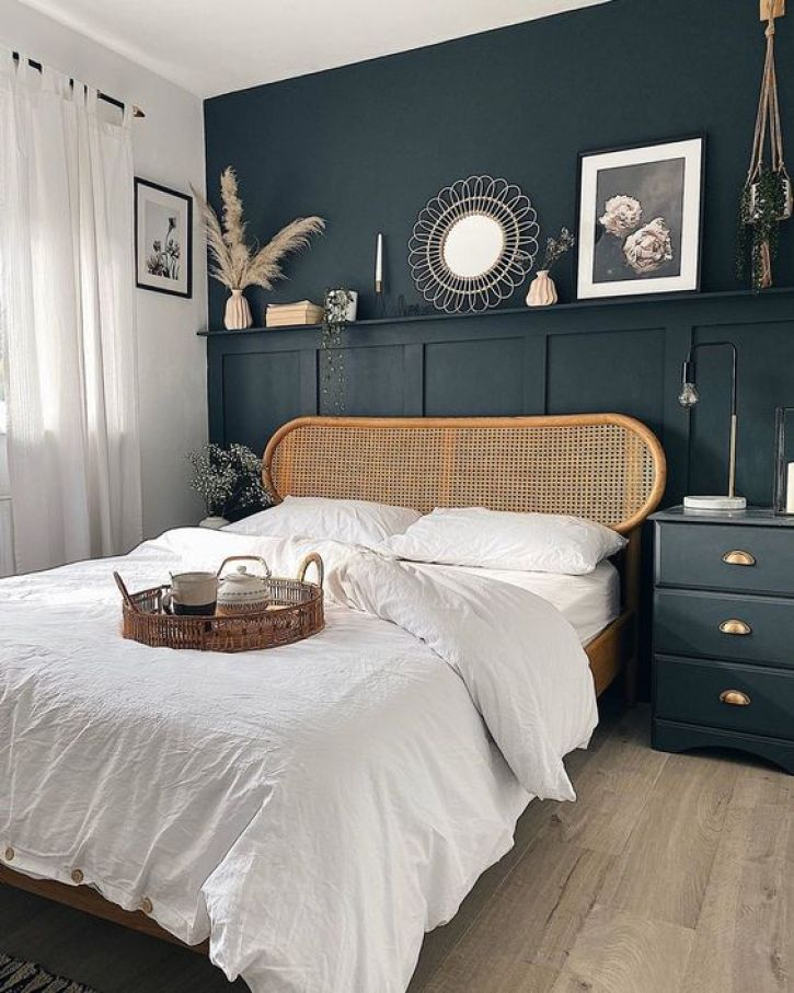 The Colour Collections How To Use Colour In The Bedroom Melanie Jade Design