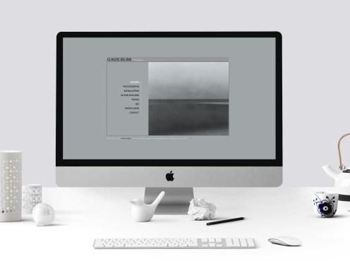 Site web réaliser avec le cms Joomla