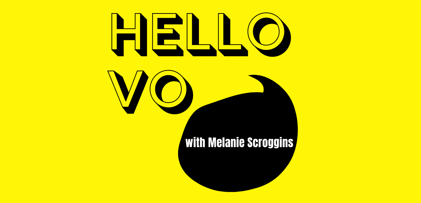 hello vo podcast - who the heck am I? why the hello vo podcast?