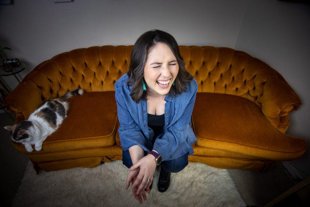 Melanie Scroggins