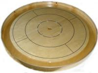 My Crokinole board