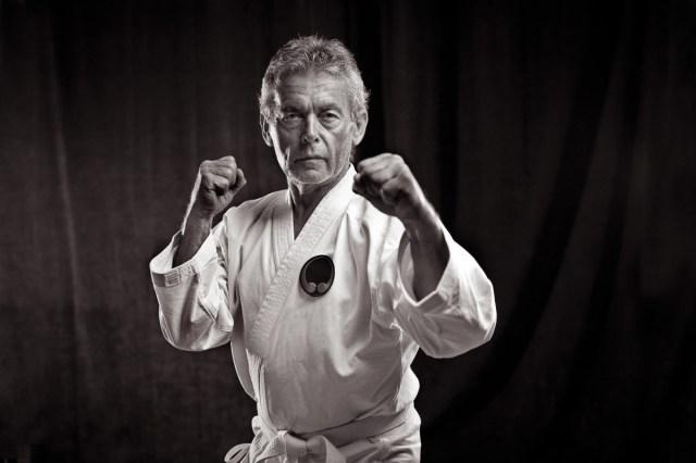 la storia del karate