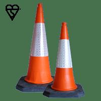 Kitemark™ on Melba Swintex Cones