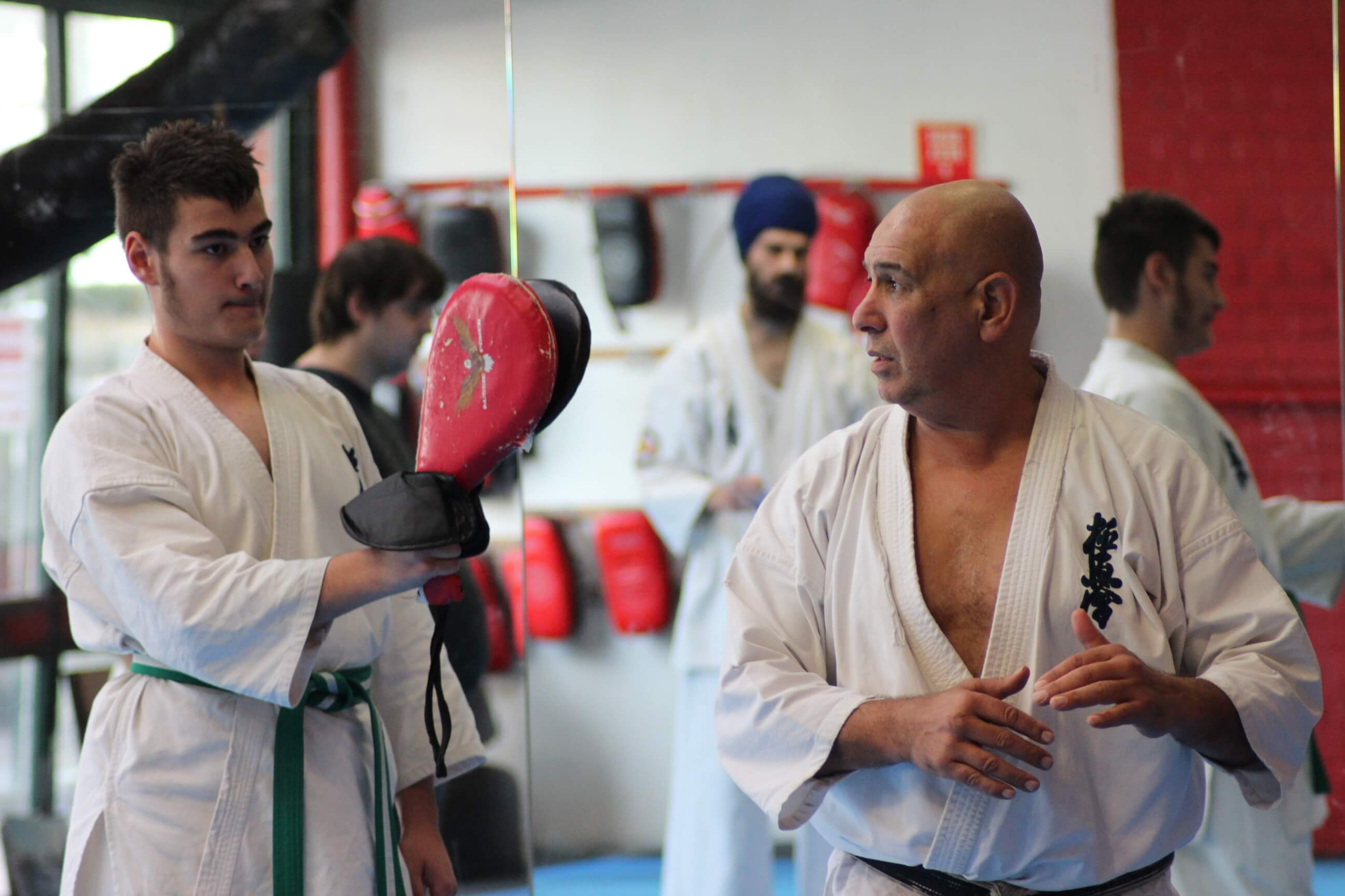 free online martial art lessons