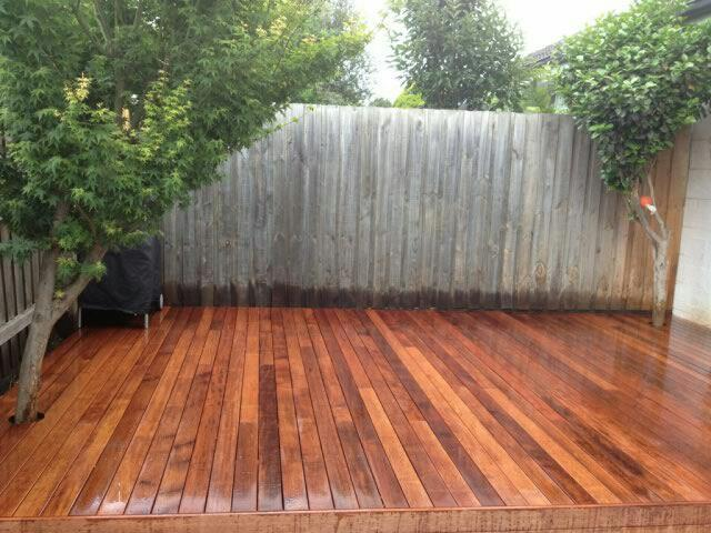 Melbourne Decking Builder - Outside Deck