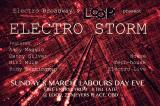 ELECTRO STORM NIGHT @ Loop CBD