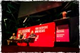 Shaun Tan & Kitty Crowther al Melbourne Writers Festival