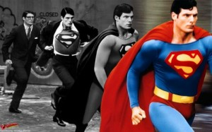 From Clarke to Superman.