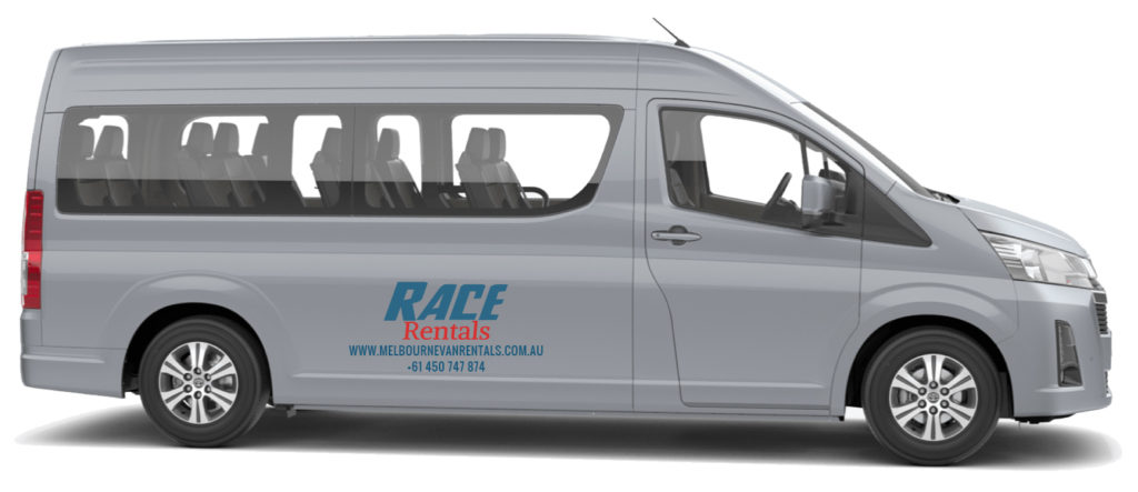 commuter-Bus from Race Rentals