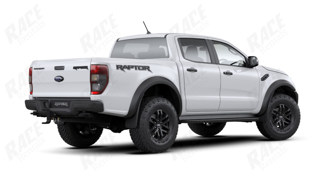Ford Raptor 4x4 - Race Rentals