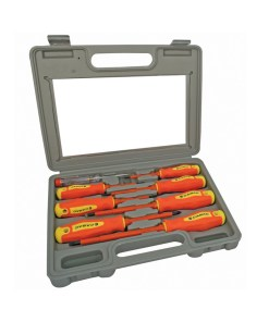 Screwdriver Kit 1000V 8 Piece Set