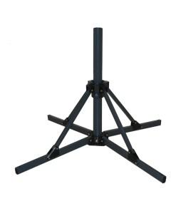 Portable, Folding QUAD Legged Satellite Dish Stand