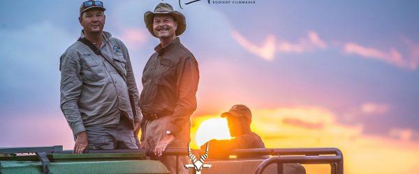 Uganda Wildlife Safaris and Melcom Van Staden Productions hunting in Uganda