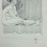Meldrum sketch