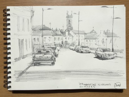 The harbour front - Donaghadee, Northern Ireland