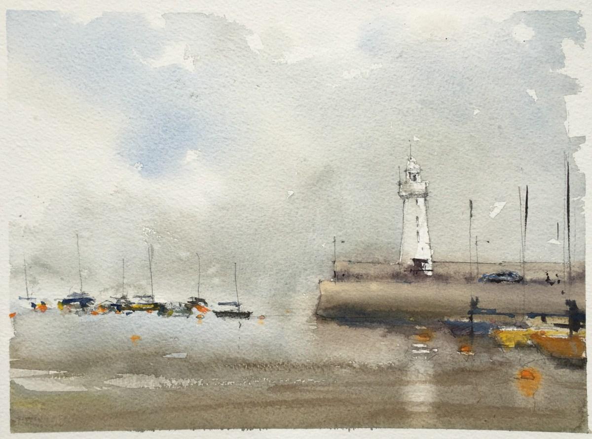 Donaghadee harbour, N.Ireland