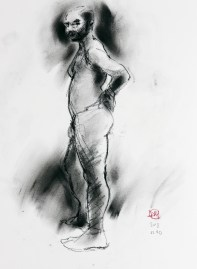 Life drawing - Meldrum Art