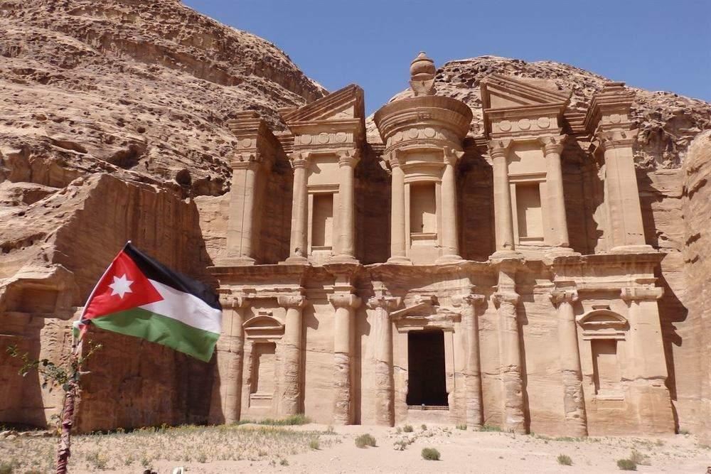 jordania maravilhas do mundo Petra