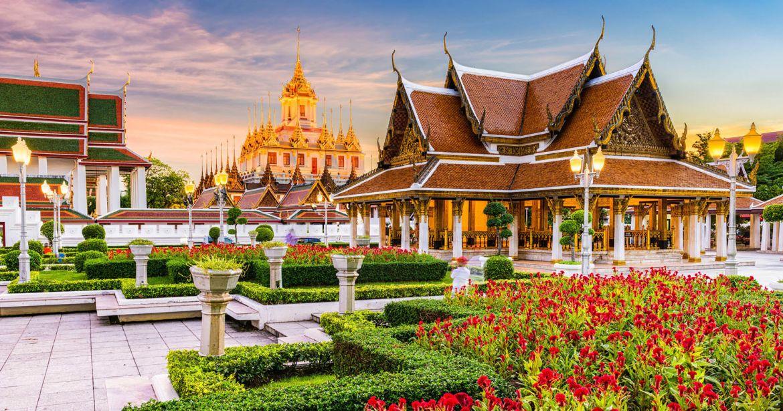 Bangkok, Tailândia - eleita uma das melhores cidades para visitar
