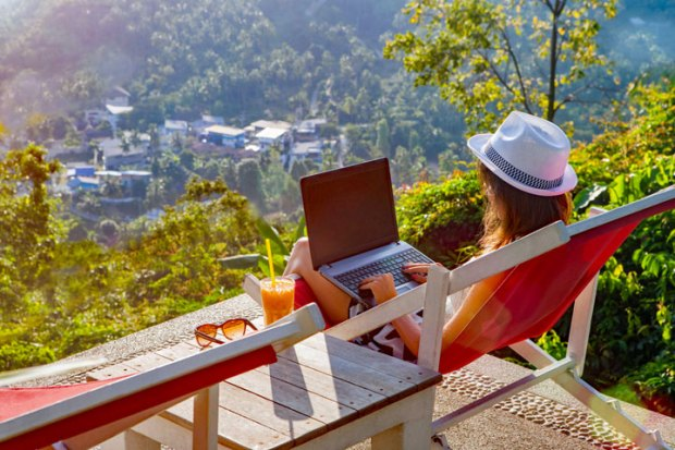 Chiang Mai para nômades digitais, Tailândia