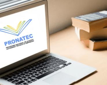 Pronatec Oferta Voluntaria 2017