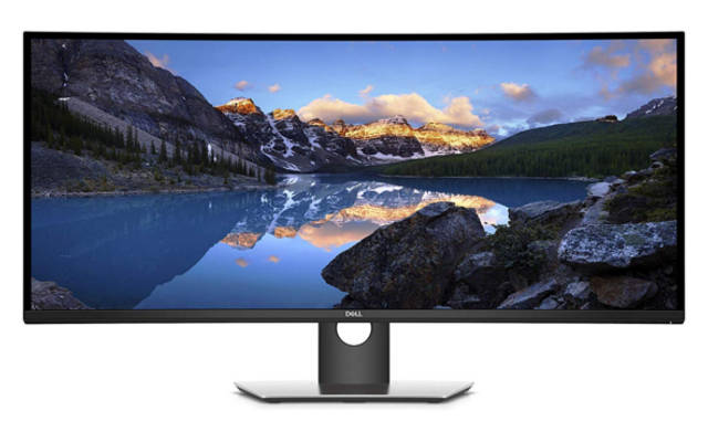 Monitor Ultrawide Dell U3818DW Curco